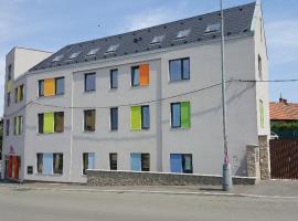 Melnik apartment Pšovka, Pšovka (Liběchov yakınında)