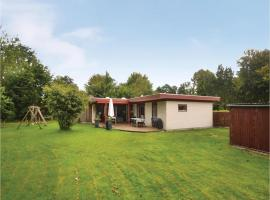 Three-Bedroom Holiday Home in Glesborg