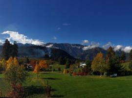 Garmisch View, Leavenworth