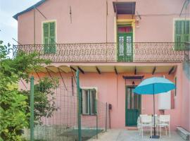 La Casa Rosa, Chiusavecchia (Gazzelli yakınında)