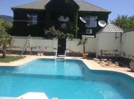 Ismailli Villa, İsmayıllı (Lahıc yakınında)
