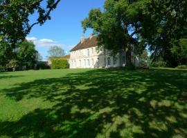 Château de Monfort, Montigny-la-Resle