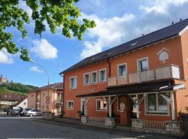 Hotel An der Eiche, Kulmbach (Mainleus yakınında)