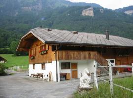 Eichhof, Brienzwiler