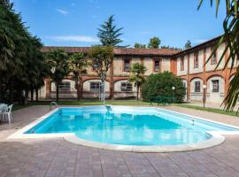 Villa di San Gervasio, San Gervasio Bresciano (Verolanuova yakınında)