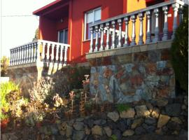 Casa Lomo La Fuente, Tijarafe