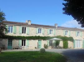 La Girardiere, Ardin (рядом с городом Villiers-en-Plaine)