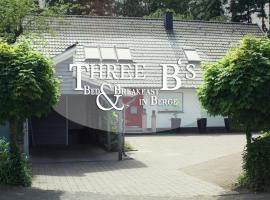 Three B's Bed and Breakfast, Berge (Groß Mimmelage yakınında)