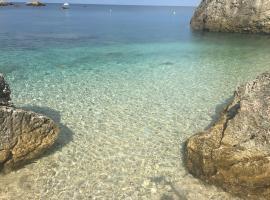 villa vista mare spiaggia privata