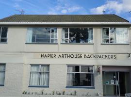 Napier Art House Backpackers
