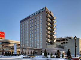 Hotel Route-Inn Oshu