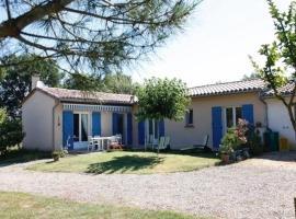 House L'oustalet, Saint-Martin-Laguépie (рядом с городом Laguépie)