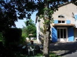 House La grange de baudecamy, Lacrouzette (рядом с городом Ferrières)
