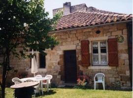 House La vigneronne, Cestayrols (рядом с городом Bernac)