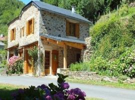 House La ragnié, Paulinet (рядом с городом Альбан)