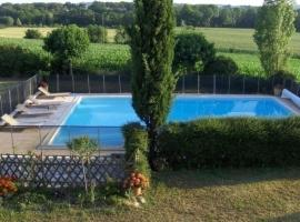 House Le midi, Puylaurens (рядом с городом Teyssode)