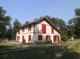 House Ferme de lobit, Saint-Maurice-sur-Adour (рядом с городом Grenade-sur-l'Adour)