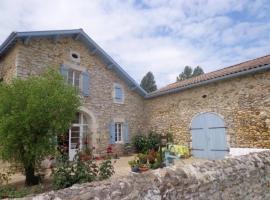 House Gîte de spalette, Orthevielle (рядом с городом Hastingues)