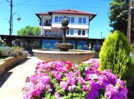 Hotel Gogov, Pehcsevo