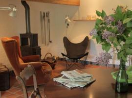 Gastenkamer in het Voorhuis, Casteren