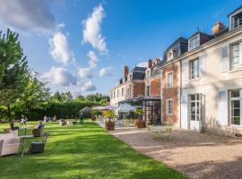 Relais du Silence Domaine des Thomeaux Hotel Restaurant & Spa, Mosnes