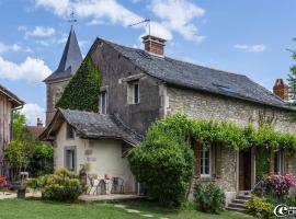 La Maison de Louna, Salles-Courbatiès (рядом с городом Naussac)