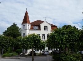 Ferienwohnung Bad Schwartau, Bad Schwartau (Sereetz yakınında)