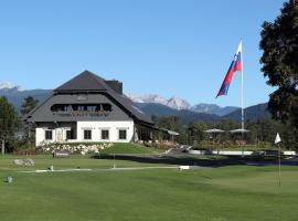 King's and Lake's House Golf Course Royal Bled, Лешче