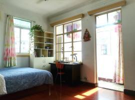 Shanghai Sunny Apartment