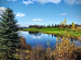 Resort at Eagle Point Golf Club Lodging, Eagle Point
