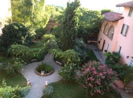 Villa il palazzo, Sciolze