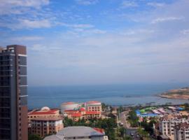 Langting Boutique Apartment, Qingdao (Damaidao yakınında)