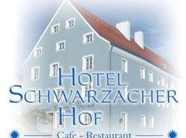 Schwarzacher Hof, Schwarzach (Grandsberg yakınında)