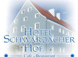 Schwarzacher Hof, Schwarzach (Bernried yakınında)