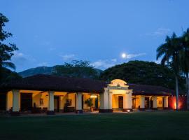 Hacienda Texas, La Pintada (Aguadas yakınında)