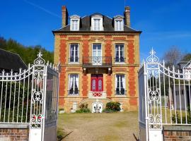 L'Ajoussienne, Ajou (рядом с городом La Vieille-Lyre)