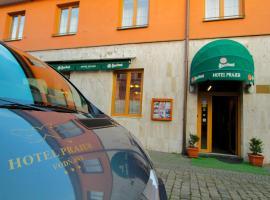 Hotel Prajer, Vodňany (Protivín yakınında)