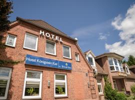 Hotel Königstein Kiel by Tulip Inn, Kiel (Nienbrügge yakınında)
