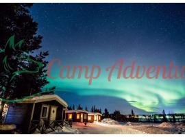 Camp Adventure, Kiruna