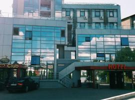 Hotel Blue Night, Piteşti