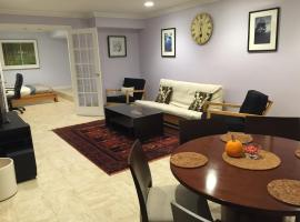 Large apartment close to Manhattan, Scarsdale