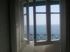 Casa Vista Mare, Salerno (Mercatello yakınında)