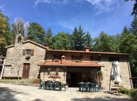 Agriturismo Montemezzano, Pratovecchio