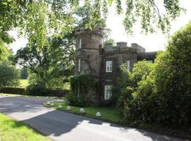 East Lodge, Криф (рядом с городом Fowlis Wester)