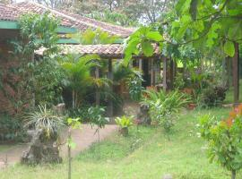 Hotel El Pantano, Jalapa (рядом с городом Danlí)