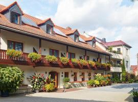 Hotel garni Sonnenhof, Reichenberg (Moritzburg yakınında)