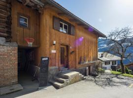 Gästehaus Alpina in Fanas, Fanas (Schiers yakınında)