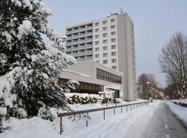 Hotel Patria, Trutnov