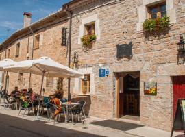"""Hostal-Bar Restaurante """"La Fuente"""", Rabé de las Calzadas (Cabia yakınında)"""