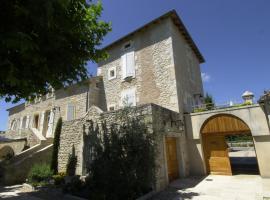Hostellerie Clau del Loup - Logis Hotels, Anglars-Juillac (рядом с городом Belaye)